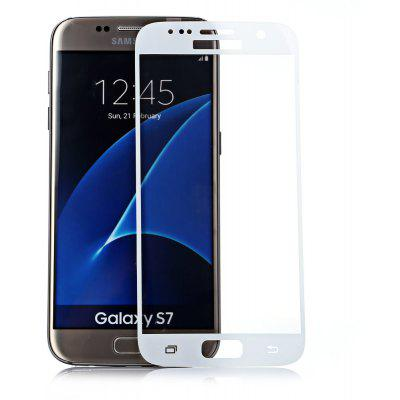 Electroplated Tempered Glass Screen Film for Samsung S7 Explosion-proof