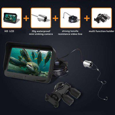 X2B Night Vision IPX7 Waterproof Dual-lens Visual Fish Finder