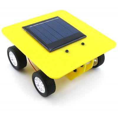 Solar Energy Car Generation Model 4 Environmental DIY Intelligent Handcraft