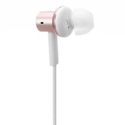 Original Xiaomi Mi IV Hybrid Dual Drivers EarphonesEarbud Headphones<br>Original Xiaomi Mi IV Hybrid Dual Drivers Earphones<br><br>Application: Computer, Portable Media Player, Mobile phone, DJ<br>Brand: Xiaomi<br>Color: Assorted Colors<br>Compatible with: Computer<br>Connecting interface: 3.5mm<br>Connectivity: Wired<br>Driver type: Dynamic<br>Frequency response: 20~20KHz<br>Function: Microphone, Answering Phone, Voice control, Song Switching<br>Impedance: 32ohms<br>Package Contents: 1 x Original Xiaomi Earphones, 3 x Paired Replacement Ear Tip<br>Package size (L x W x H): 10.00 x 7.00 x 3.00 cm / 3.94 x 2.76 x 1.18 inches<br>Package weight: 0.0800 kg<br>Plug Type: Full-sized<br>Product weight: 0.0200 kg<br>Type: In-Ear<br>Wearing type: In-Ear