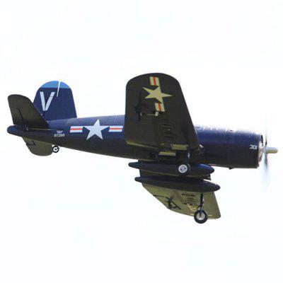 FMS 800MM F4U V2 Glider Model PNP Version RC Aircraft Toy Gift for Flying LoverRC Airplanes<br>FMS 800MM F4U V2 Glider Model PNP Version RC Aircraft Toy Gift for Flying Lover<br><br>Brand: FMS<br>Function: Forward, Turn left/right, Up/down<br>Material: EPO<br>Package Contents: 1 x Airplane, 1 x Motor, 1 x ESC, 4 x Servo, 1 x English Manual<br>Package size (L x W x H): 92.00 x 28.50 x 72.00 cm / 36.22 x 11.22 x 28.35 inches<br>Package weight: 6.370 kg<br>Product size (L x W x H): 23.00 x 66.00 x 80.00 cm / 9.06 x 25.98 x 31.5 inches
