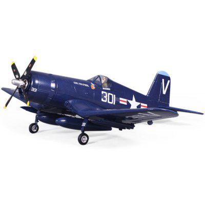 FMS 800MM F4U V2 Glider Model KIT Version RC Aircraft Toy Gift for Flying Lover