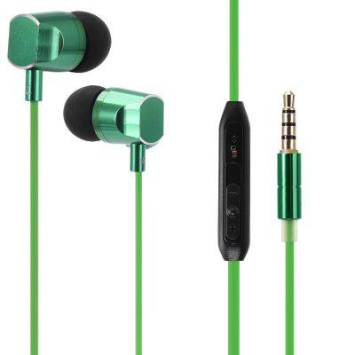 JKATOP KT-018 In-Ear Stereo Earphones