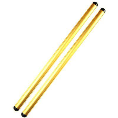 2PCS FUNI CT-830 Aluminum Alloy Magnet Bar