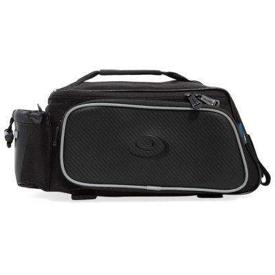 Roswheel Practical Impact Tear-Resistant Bicycle Trunk Pannier Rear Carrier Bag Pack