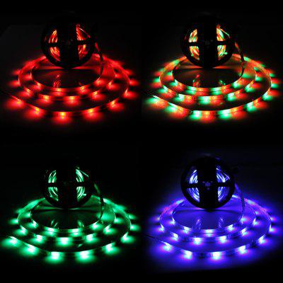 BRELONG 5M 60 x SMD2835 24W Waterproof RGB LED Tape Light