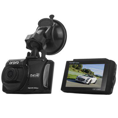 ORDRO Q503-II 1080P 130 Degree Wide Angle Car DVR Recorder