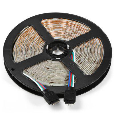 BRELONG 5M 60 x SMD2835 24W Waterproof RGB LED Tape LightLED Strips<br>BRELONG 5M 60 x SMD2835 24W Waterproof RGB LED Tape Light<br><br>Brand: BRELONG<br>Connector Type: 4PIN<br>Features: IP-65, Low Power Consumption, Remote Control, Waterproof<br>Input Voltage: DC12<br>LED Type: SMD-2835<br>Material: Silicone, FPC<br>Number of LEDs: 300 x SMD 2835 / 5M, 60 x SMD 2835 / M<br>Optional Light Color: RGB<br>Package Contents: 1 x BRELONG RGB LED Strip Light, 1 x Remote Controller, 1 x Control Box<br>Package size (L x W x H): 22.00 x 20.00 x 2.30 cm / 8.66 x 7.87 x 0.91 inches<br>Package weight: 0.151 kg<br>Product size (L x W x H): 500.00 x 1.00 x 0.30 cm / 196.85 x 0.39 x 0.12 inches<br>Product weight: 0.124 kg<br>Rated Power (W): 24W<br>Type: LED Strip