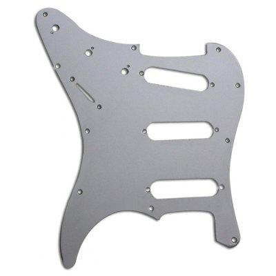 W80807 Strat Fender Pickguard 3-layer Accessory for Stratocaster Electric Guitar