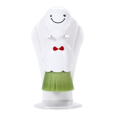 Sunny Doll Pattern Facial Brush Soft Cleaner Beauty Device