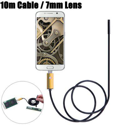 AN99-G10-7 2 in 1 7mm Lens Android PC Endoscope