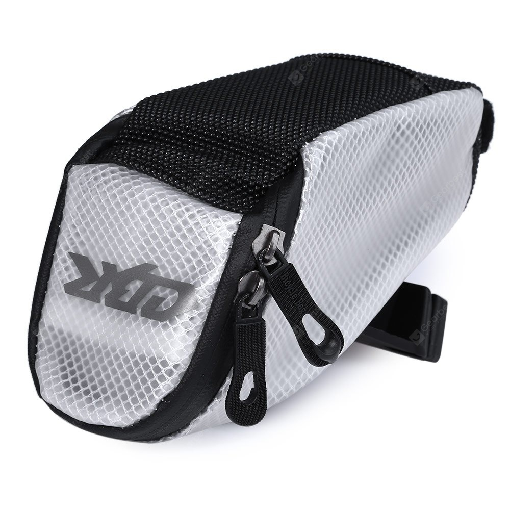 PVC Outdoor Portable Antiskid Rear Taillights Bag for Bicycle Bike Cycling