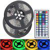 cheap 2pcs HML 300 x SMD5050 / 5M 72W Waterproof RGB LED Light Strip