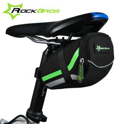 ROCKBROS C10 Nylon Bicycle Saddle Bag