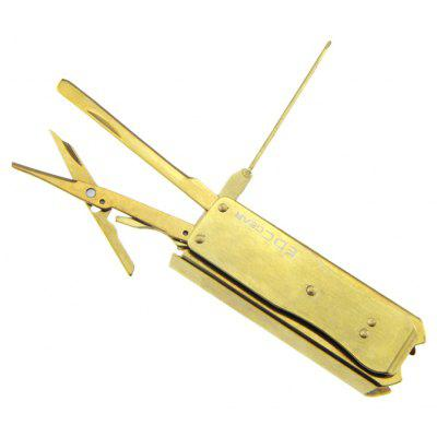 Multi-functional Pocket Stainless Steel Tool