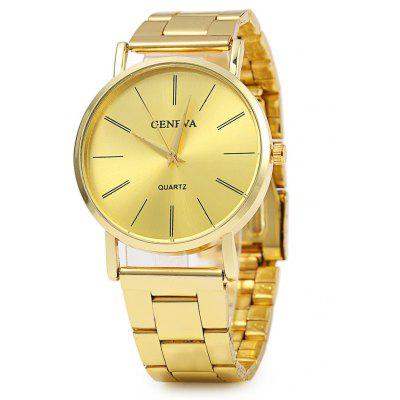 GENEVA 002 Business Style Male Quartz Watch