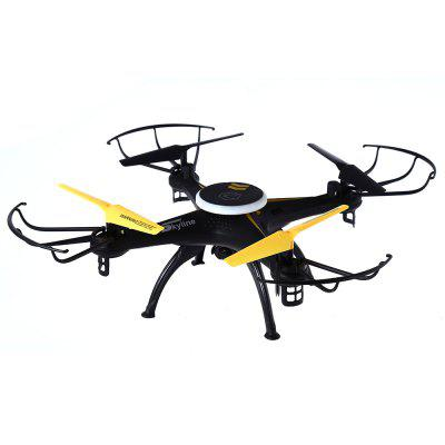 Fineco FX - 6ci WiFi FPV 2.4G 0.3MP CAM 5 Channel 6 Axis Gyro Quadcopter 3D Rollover Headless Mode