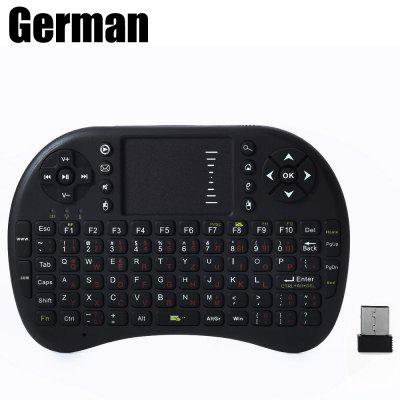 UKB-500-RF 2.4G Wireless German Keyboard