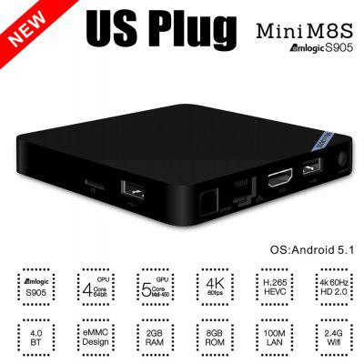 Mini M8S TV Box