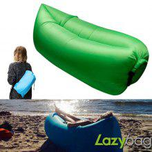 Inflatable Folding Sleeping Lazy Bag for Outdoor Camping