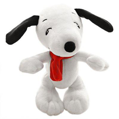 30cm / 11.8 inch Cute Stuffed Beagle Dog Plush Doll Stuffed Toy for Kids Gift