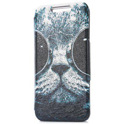 PU Leather Full Body Flip Case for iPhone SE / 5S / 5 Magnetism