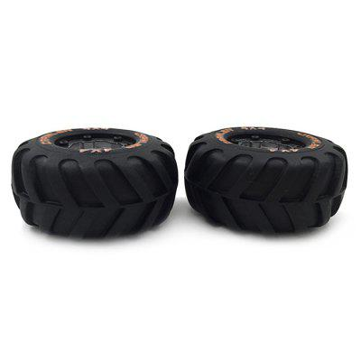 HBX 2098B 1 / 24 4WD Original Wheel RC Car Spare Parts - 2Pcs