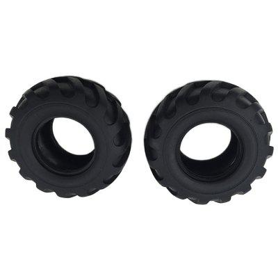 HBX 2098B 1 / 24 4WD Original Wheel Skin RC Car Spare Parts - 2Pcs