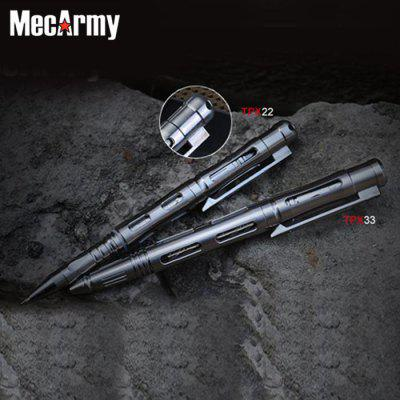 MECARMY TPX33 1pc Tactical Pen Glass Breaker