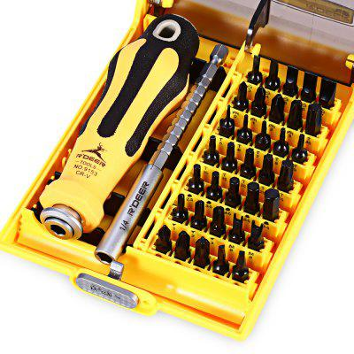 ROBUST DEER 37 in 1 Screwdriver Set Professional Disassemble Tool Kit