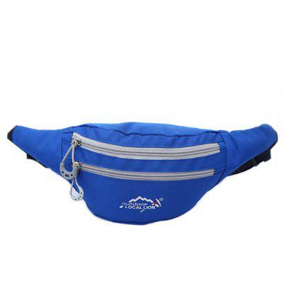 LOCAL LION 6607 4L Multifunctional Nylon Waist Pack