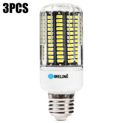 3pcs BRELONG 20W E27 136 x SMD5733 2000Lm LED Corn Light