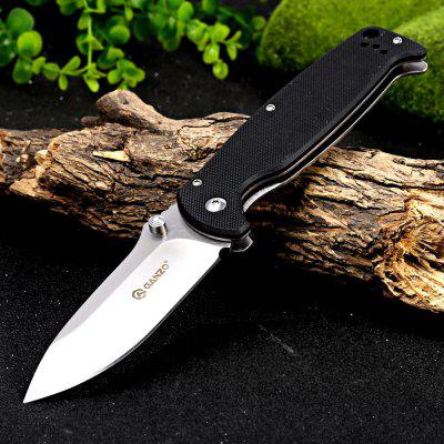 Ganzo G742-1-BK Frame Lock Folding Knife