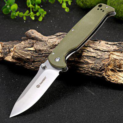 Ganzo G742-1-GR Frame Lock Folding Knife