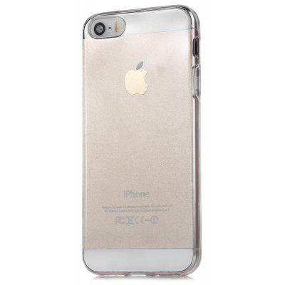 Protective Soft TPU Back Case for iPhone SE / 5S / 5 Transparency