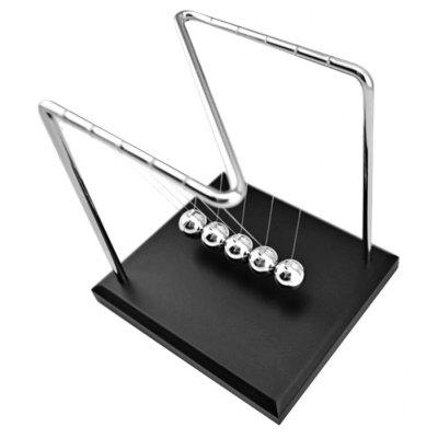 1.8cm Balance Ball Newton Cradle Physical Pendulum Children Educational Toy
