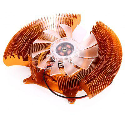 Copper Plating Graphics Card Cooling CPU Heatsink