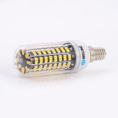 6pcs BRELONG E14 1500Lm 15W SMD5733 80 LED Corn BulbCorn Bulbs<br>6pcs BRELONG E14 1500Lm 15W SMD5733 80 LED Corn Bulb<br><br>Available Light Color: Warm White,White<br>Brand: BRELONG<br>CCT/Wavelength: 3000-3500K,6000-6500K<br>Emitter Types: SMD 5733<br>Features: Long Life Expectancy, Energy Saving<br>Function: Studio and Exhibition Lighting, Commercial Lighting, Home Lighting<br>Holder: B22,E14,E27,G9,GU10<br>Luminous Flux: 1500LM<br>Output Power: 15W<br>Package Contents: 6 x BRELONG LED Corn Light<br>Package size (L x W x H): 10.50 x 7.20 x 11.20 cm / 4.13 x 2.83 x 4.41 inches<br>Package weight: 0.290 kg<br>Product size (L x W x H): 3.10 x 3.10 x 10.20 cm / 1.22 x 1.22 x 4.02 inches<br>Product weight: 0.036 kg<br>Sheathing Material: PC<br>Total Emitters: 80<br>Type: Corn Bulbs<br>Voltage (V): AC 220-240