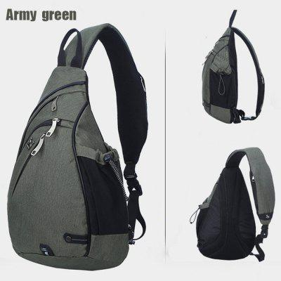LOCAL LION IX8009 13L Breathable Sling Bag