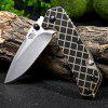 Sanrenmu 7056 LUF-GHV-T4 Folding Knife - COLORMIX