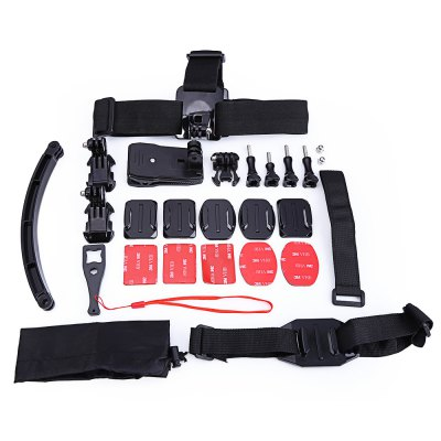 GP-K12 Universal Action Camera Accessories