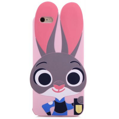 Silicone Soft Protective Back Case for iPhone 6 Plus / 6S Plus