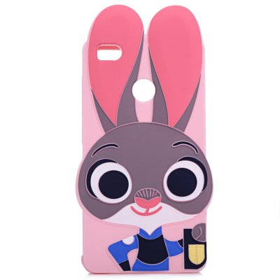 Silicone Soft Protective Back Cover Case for Xiaomi 4S