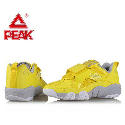 PEAK E6371A Low-top Basketball Sneakers for Men