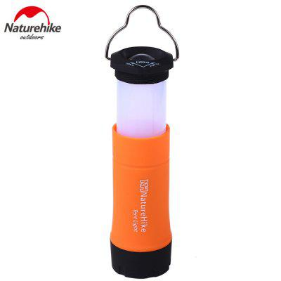 NatureHike 130 Lumens Camping Tent Lamp Flashlight