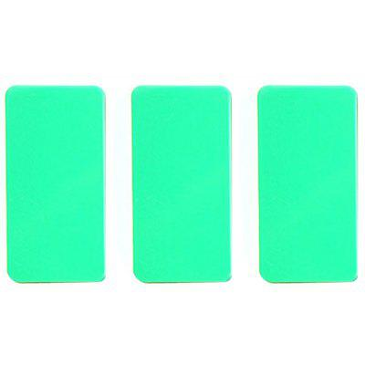FUNI CT-995 3PCS Rectangle Fridge Magnets Magnetism Stickers