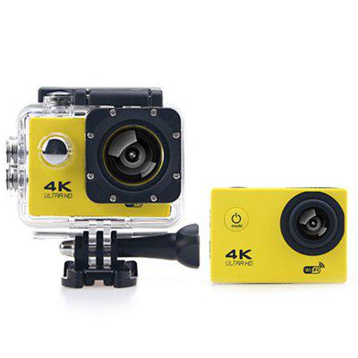F60B 4K WiFi 170 Degree Wide Angle Action Camera Image