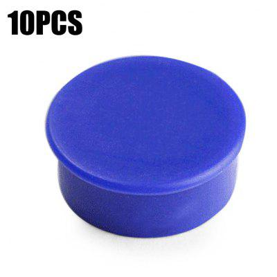 FUNI CT-362 Magnetic Whiteboard Round Stickers 10PCS for Education