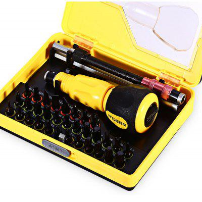 ROBUST DEER 34 in 1 Chrome Vanadium Steel Screwdriver Kit