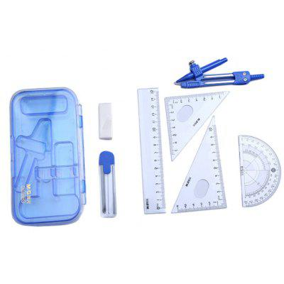 MG ChenGuang ACS90840 Drawing Compass Geometry Tools 7PCS